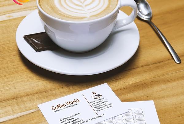 Realizzazione Grafica e Stampa Biglietti da visita