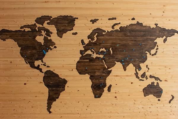 Posizioniamo il tuo sito web per essere trovato nel mondo