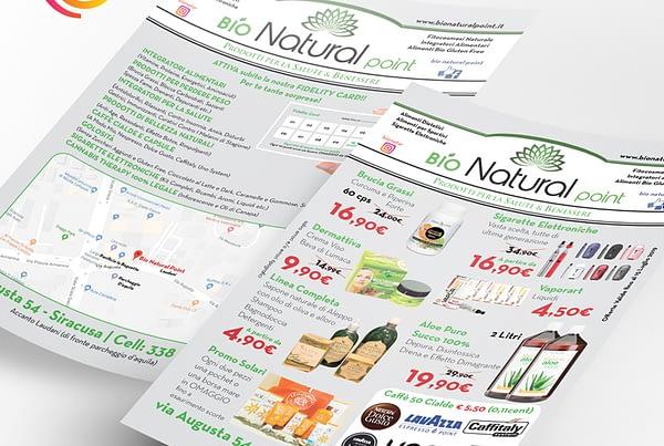 Realizzazione Grafica e Stampa Flyer A5